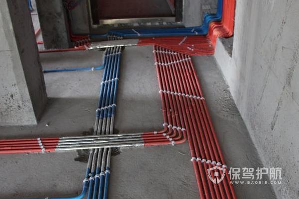 水电布线效果-保驾护航装修网
