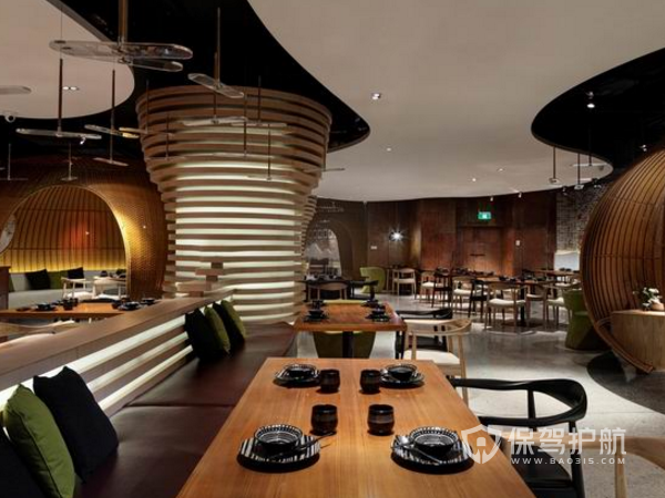 酒吧式餐厅哪些风格好?酒吧式餐厅风格选择