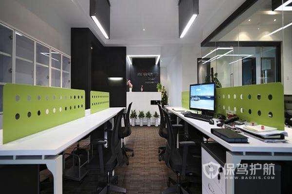 商品房改辦公室圖片-保駕護航裝修網
