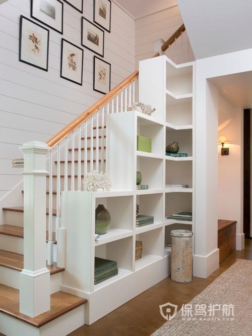 楼梯间怎么设计好看又实用?楼梯间设计技巧