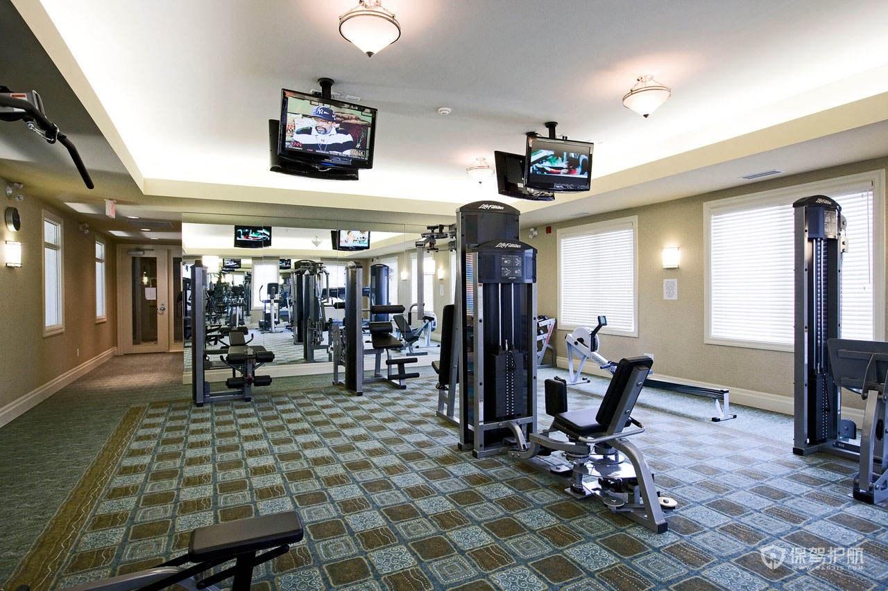 健身房裝修預算價格要多少?健身房裝修設計注意事項