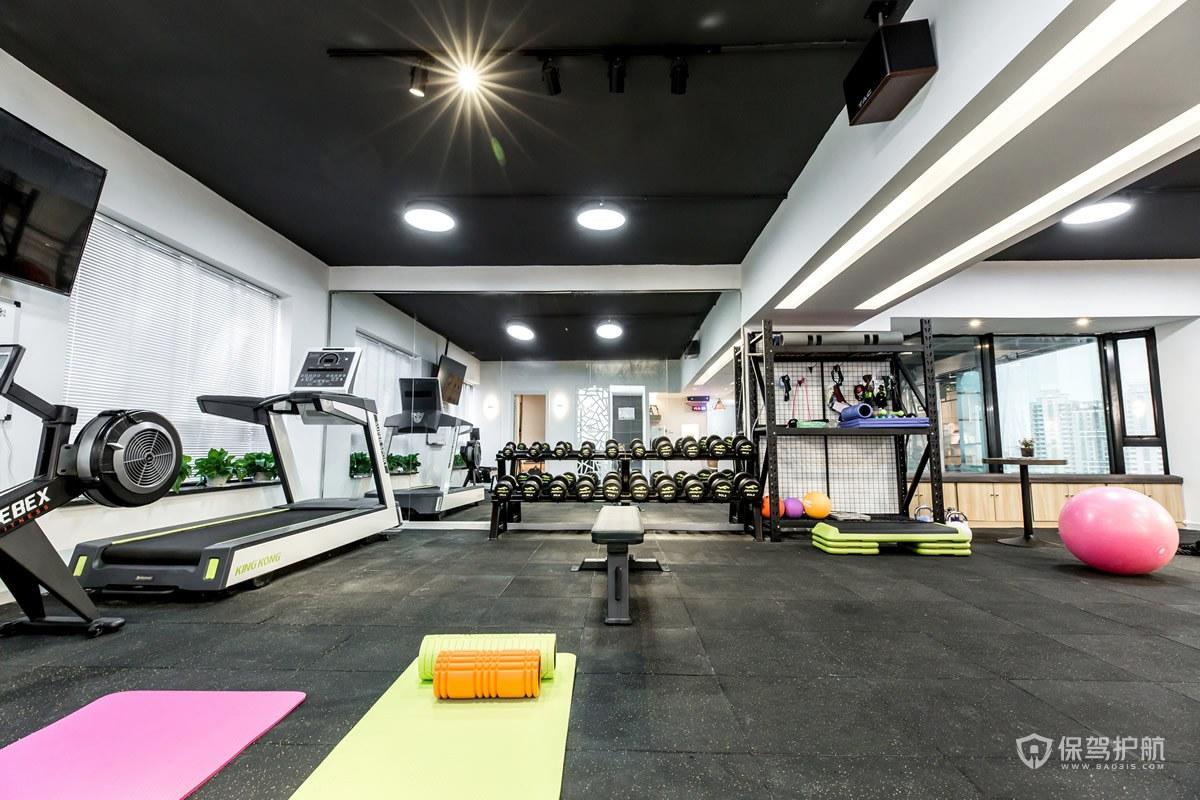 400平米健身房裝修注意事項有哪些?400平米健身房裝修效果圖