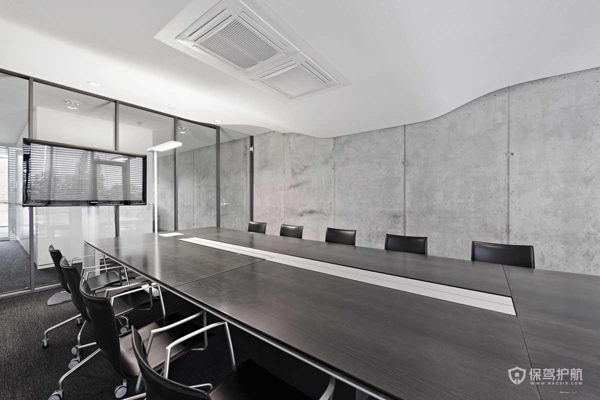 公司会议室装修技巧 会议室装修效果图