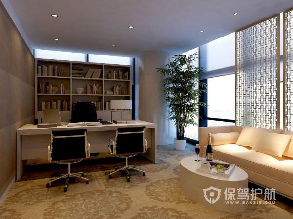 欧式办公室如何装修 欧式办公室装修技巧