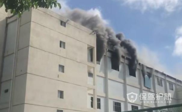深圳比亚迪厂房起火,无人员伤亡