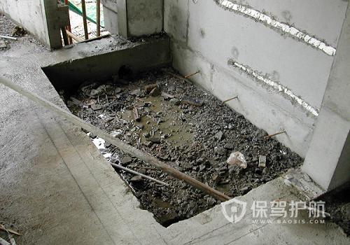什么是下沉式卫生间?下沉式卫生间的标准做法