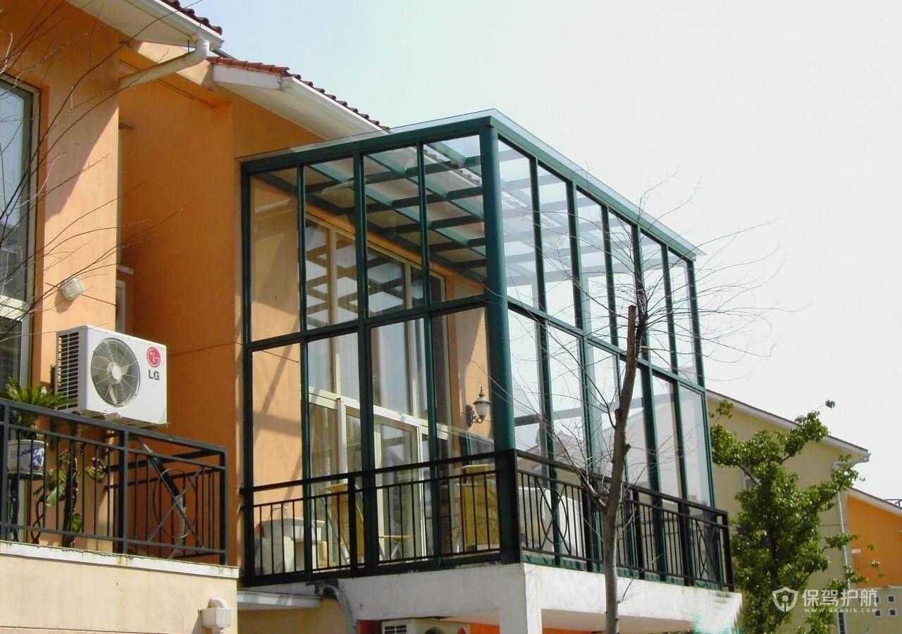 高层封闭式阳台-保驾护航装修网