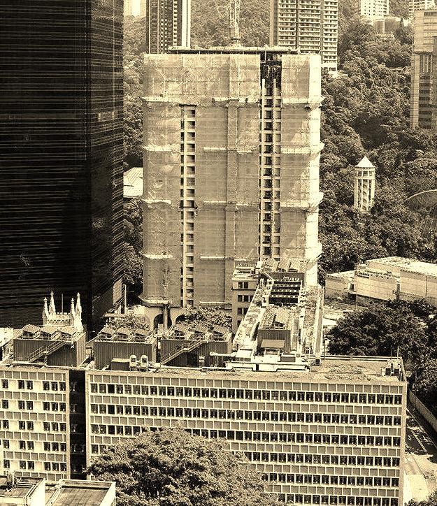 老旧办公大楼如何通过装修设计成为香港新地标、网红打卡圣地?