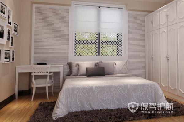 卧室窗户布局效果-保驾护航装修网
