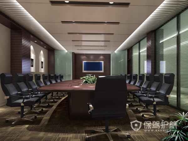 欧式会议室装修要点 欧式会议室装修图片大全