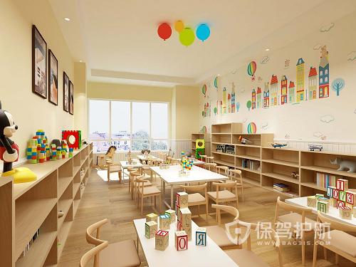 幼儿园装修环保要求具体有哪些?装修应该注意什么?
