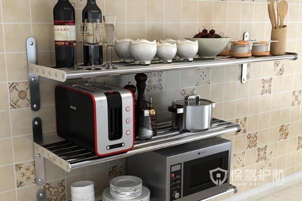 厨房隔板安装效果-保驾护航装修网