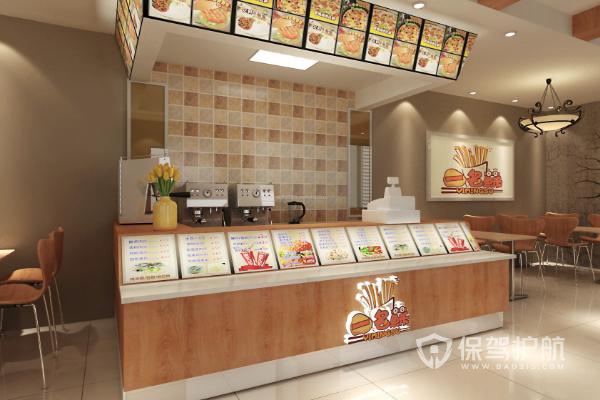 開小吃店怎么旺風水?小吃店裝飾效果圖