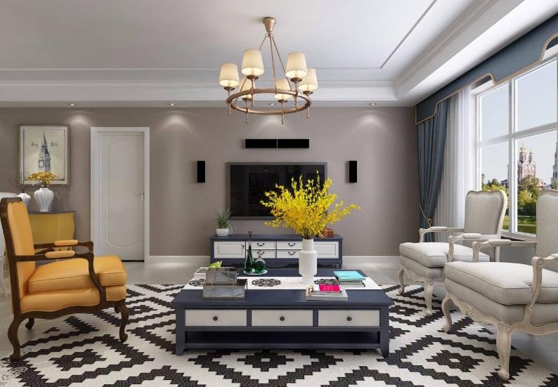 客厅不做电视墙怎么装饰? 不装电视背景墙注意事项