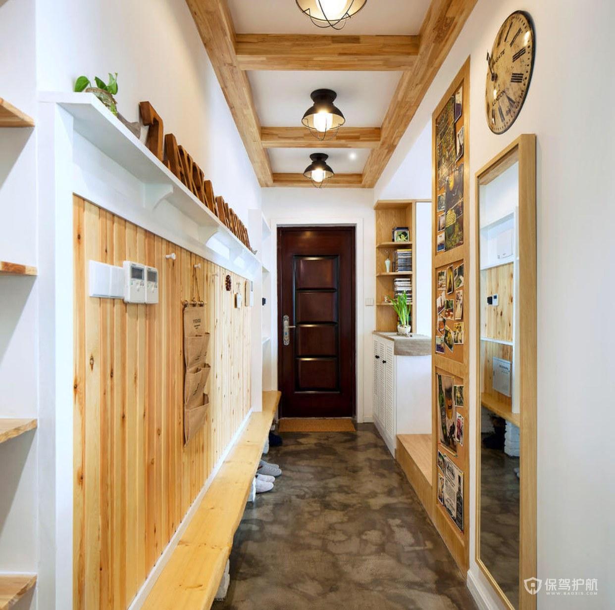 鞋柜应放在进门的哪边?进门鞋柜摆放注意事项有?#30007;?