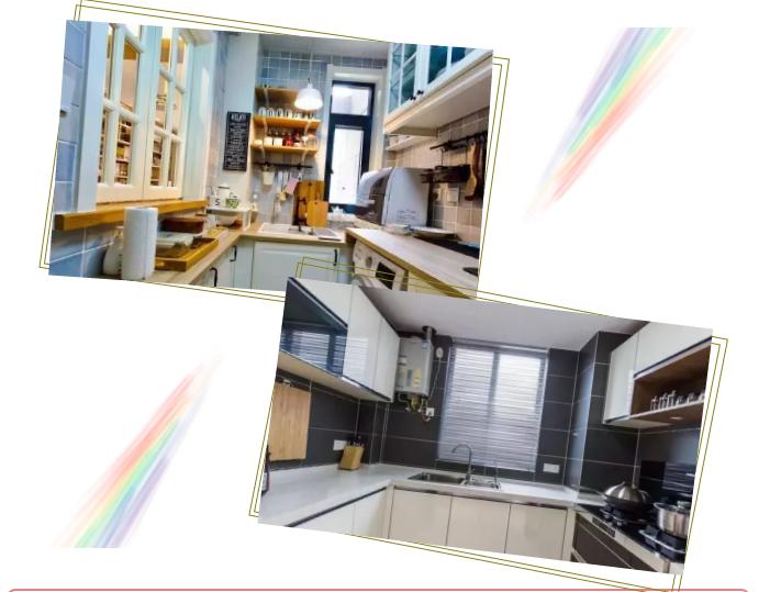 想打造高颜值厨房,橱柜台面的选择可不能忽视!
