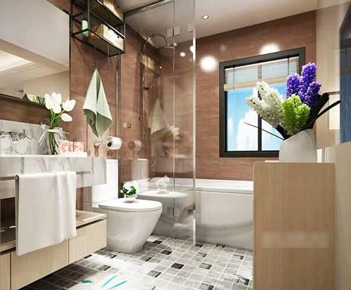 小户型卫生间装修妙招 变出让你尖叫的大空间