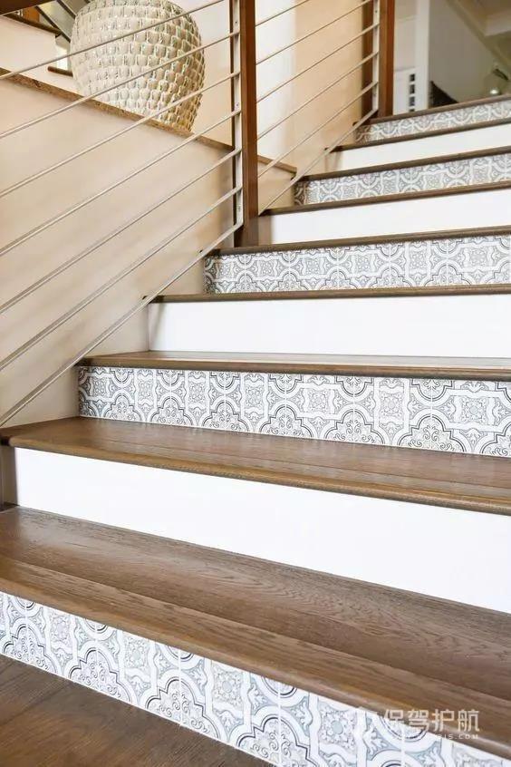 楼梯装修怎么设计好看?教你这么装,好看到爆!