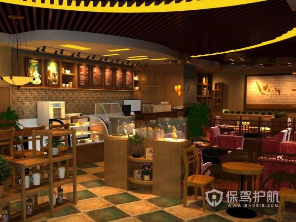 咖啡馆灯光如何设计 咖啡馆灯光设计方案