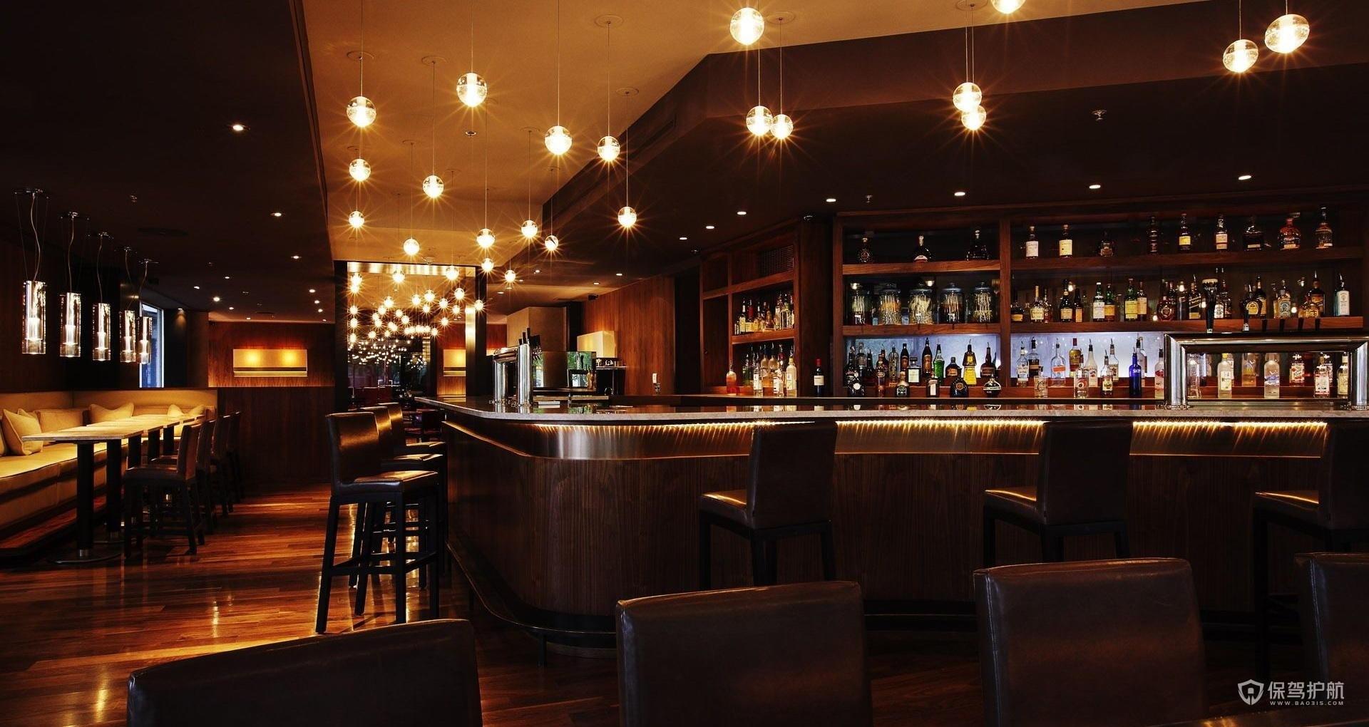 特色古典酒吧裝修效果圖
