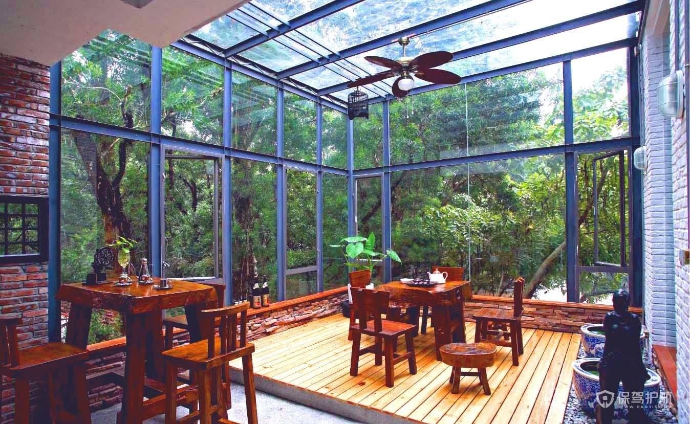 阳光房框架用什么材料好?各有什么优缺点?