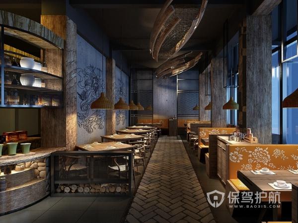 自助茶餐厅怎么设计好 自助茶餐厅设计技巧