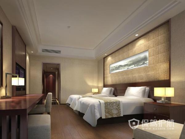 新中式商务酒店如何设计 新中式商务酒店设计技巧