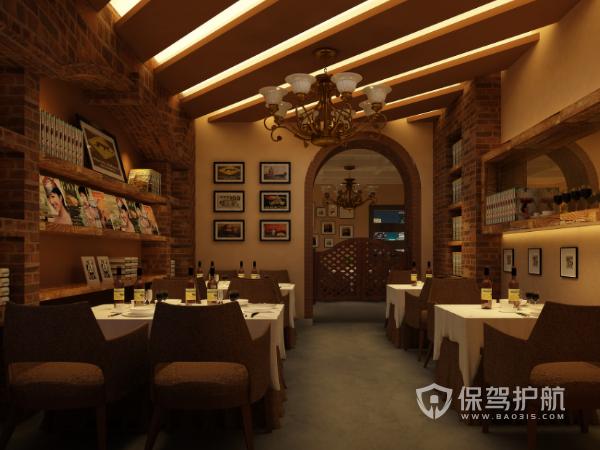 特色咖啡店设计方案 特色咖啡店设计效果图