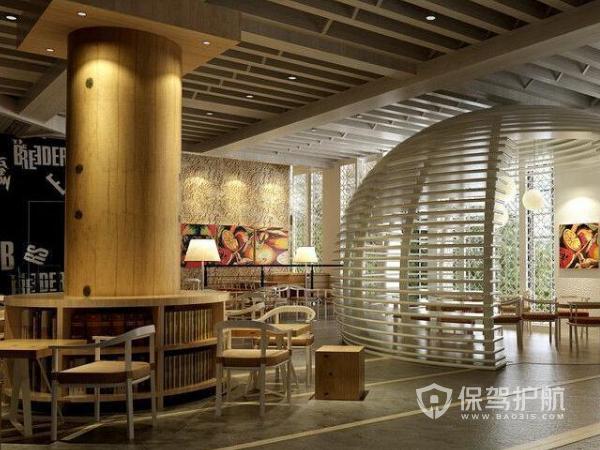 主题咖啡馆设计要点 主题咖啡馆设计效果图