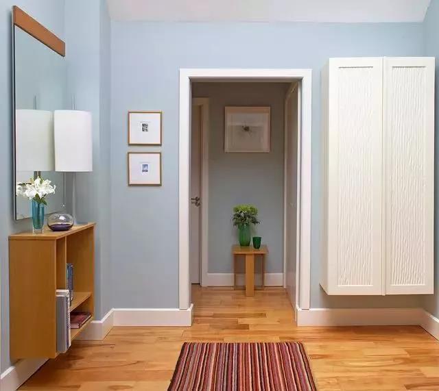 4种典型户型的玄关装修设计,看完再也不愁你家该怎么装了!