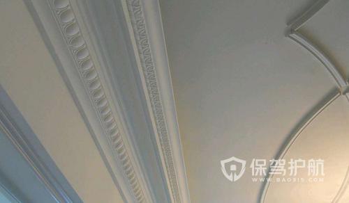 客厅用什么石膏线好看?石膏线装修流程