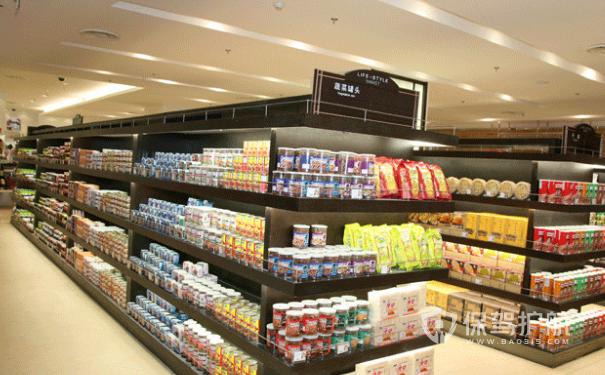 超市貨架設計