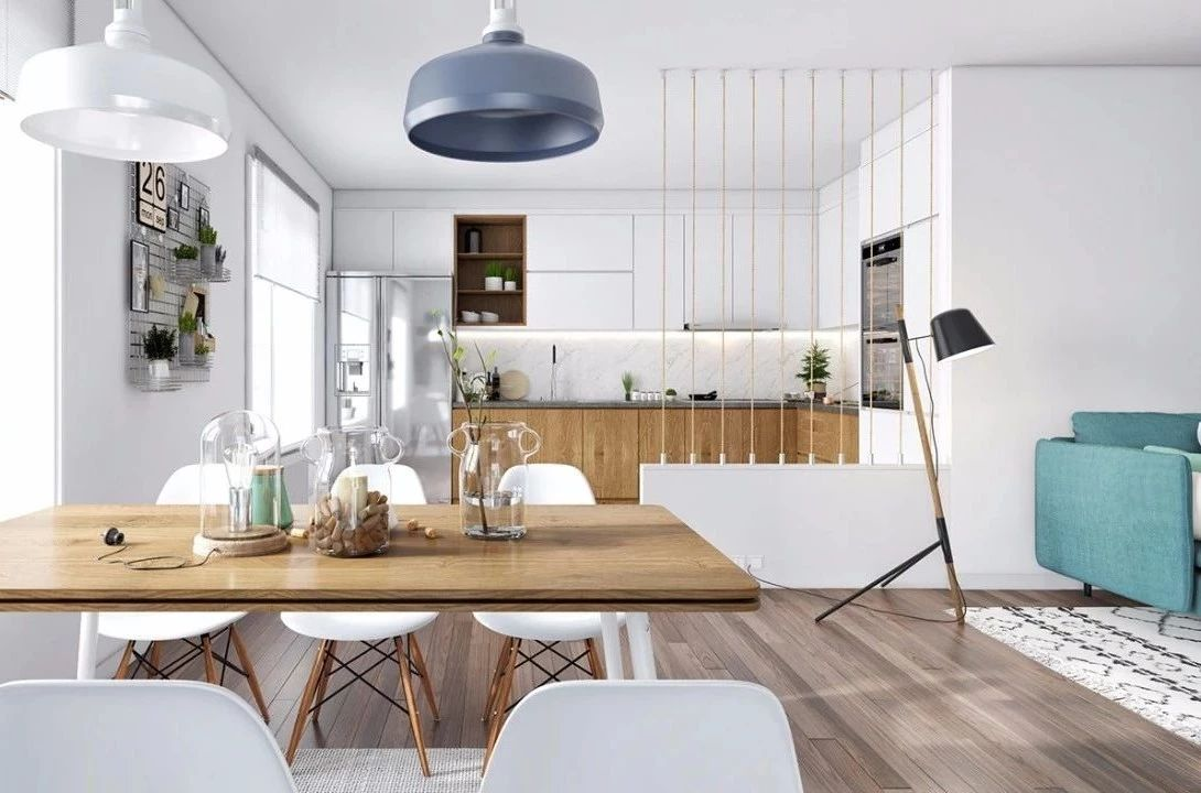 小空间也能有大格局,七个装修技巧让你的家更宽敞