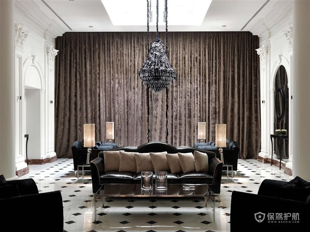意大利酒店客房装修效果图