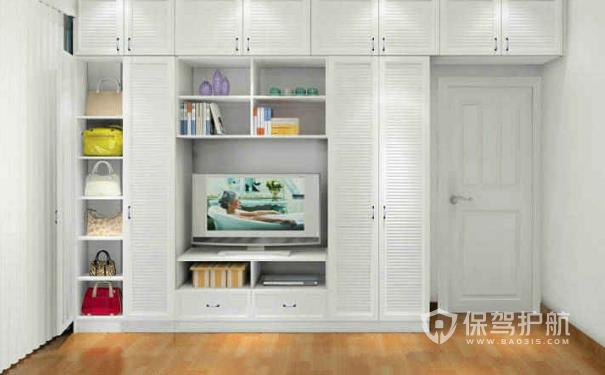 卧室衣柜图片,小卧室衣柜设计技巧