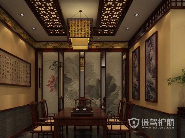 中式茶楼如何布局 中式茶楼布局技巧