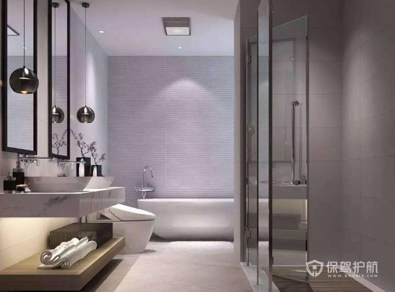 卫生间一定要做干湿分离?卫生间做干湿分离有什么好处?