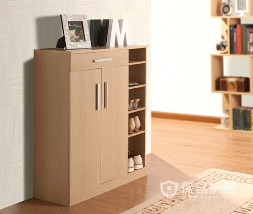 室外如何放鞋柜?鞋柜的标准尺寸是多少?
