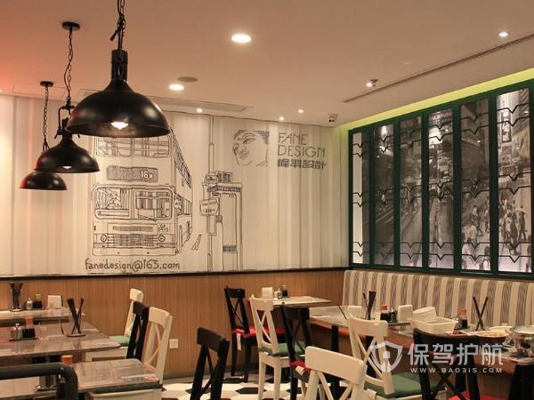 茶餐廳裝修公司有哪些 茶餐廳裝修公司排名
