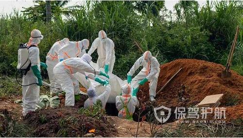 刚果埃博拉疫情再升级 触发全球卫生紧急状态