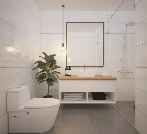 终于知道自己家卫生间为什么总是潮湿发霉有异味了