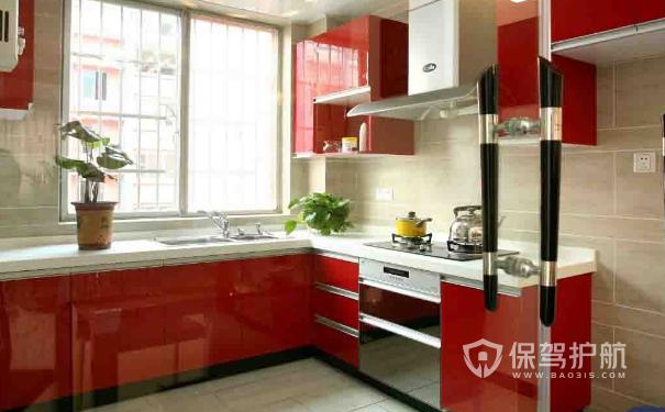 厨房外阳台装修怎么做?厨房阳台装修效果图