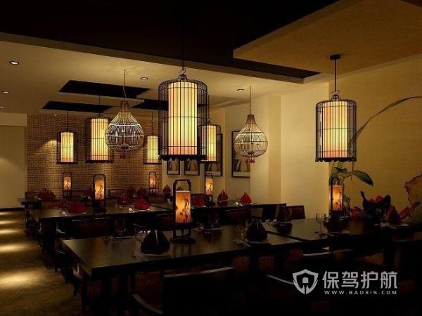 川菜馆如何设计好 川菜馆设计方案