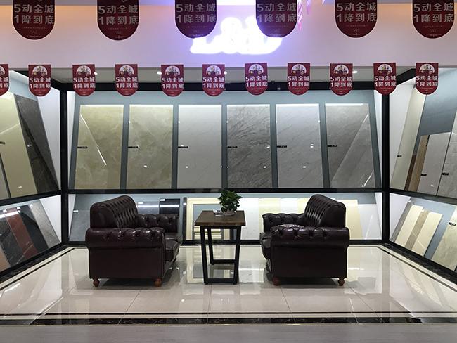 聚隆装饰展厅