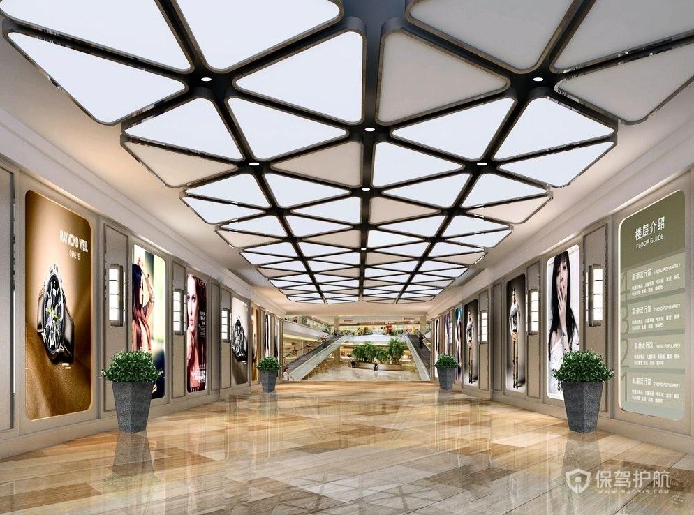 商场用什么地砖好?怎么挑选合适的地砖?