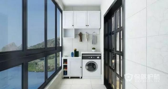 阳台最实用的设计,阳台装修效果图2019款