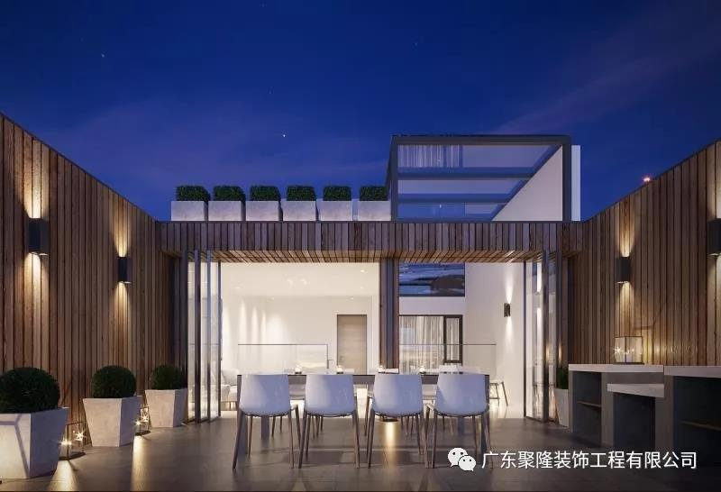 东莞新房装修:造价270万4层大别墅,快来看看!