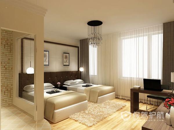 小旅馆怎么设计好?小旅馆设计方法