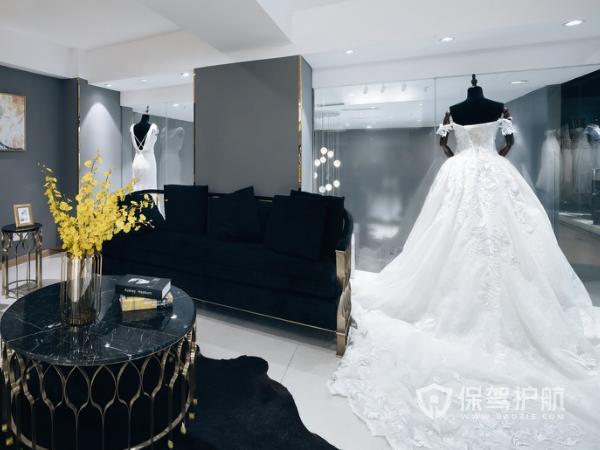 婚纱店装修风格有哪些?合适婚纱店装修风格