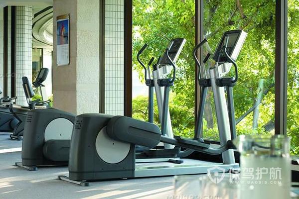 健身房设计效果图-保驾护航装修网